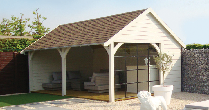 Carport Lodge C